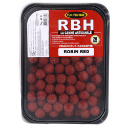 Boillie Rbh 1kg 20mm Rood Roodborstje
