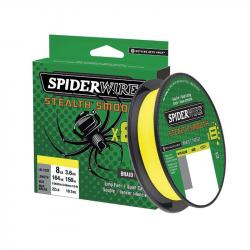 Spiderwire Stealth 8 strands 150m Berkley braid