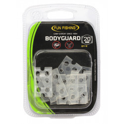 Bodyguard beschermhoes Voor Boillie per 12 stuks