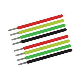 Kit Antennes Longues Series Pro - 2,0mm par 8