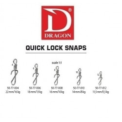 Dragon Quicklock Snap