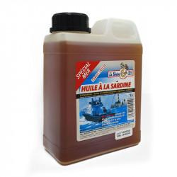 Sardine oil x21 1l La sirene