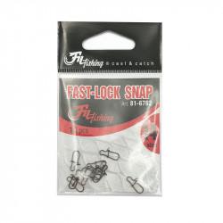 Fast + Lock Snap Size 14 par 10 Extracarp