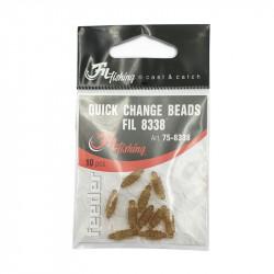 Quick Change Beads Thread 8338 per 10