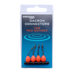 Drennan Dacron Connector Rouge 18 /20