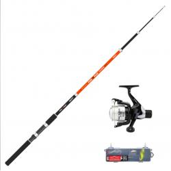 Kit Fish N Play Telescopique 210 Sert