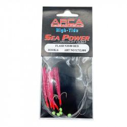Arca Mitraillette Flash Rouge Bar 5Ham