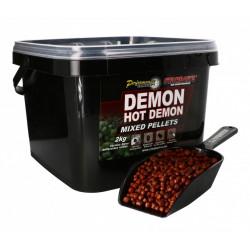 Pellets Mixed Starbaits Demon Hot Demon 2kg