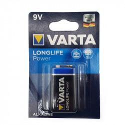 9V batteries by 1 Varta