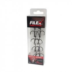 Triple Hooks Filex 1010 Filfishing by 10