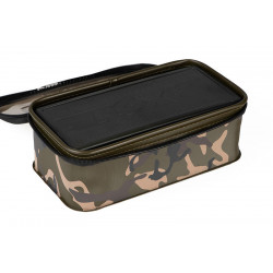 Fox Aquos Camo Rig Box & Tackle Bag