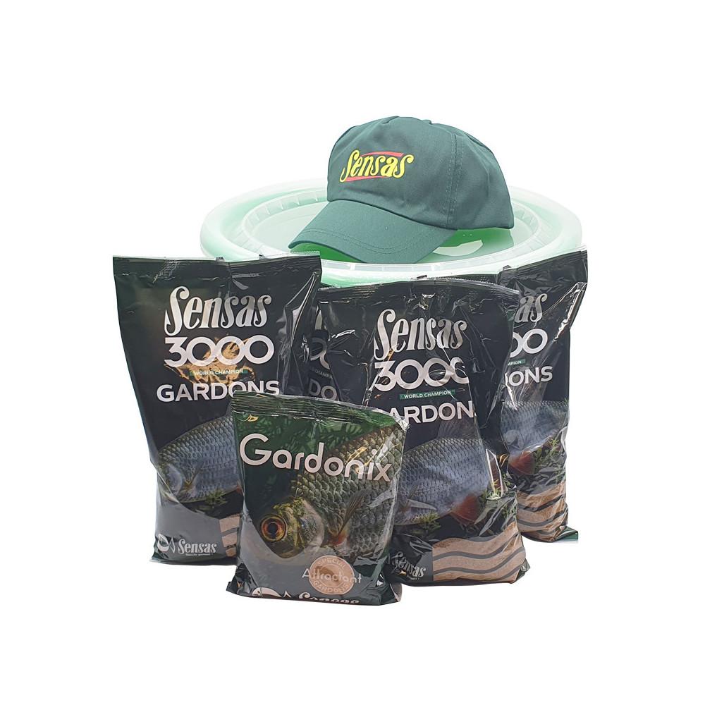 Bucket pack 15L 3000 Gardon Sensas 1