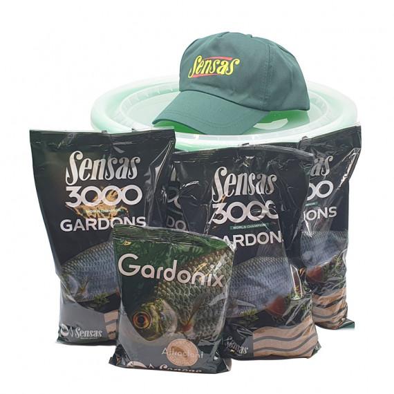 Bucket pack 15L 3000 Gardon Sensas