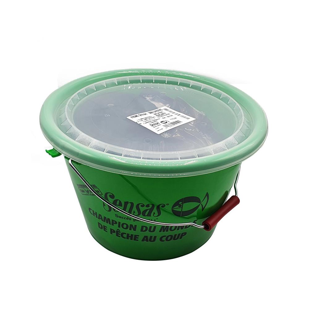 Pack Bucket 15L 3000 Etang Sensas 2