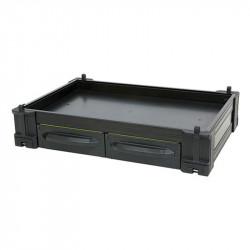 Casier deux tiroirs frontaux Matrix