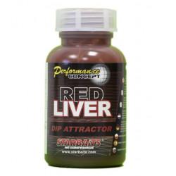 Dip Red Liver 200ml Starbaits