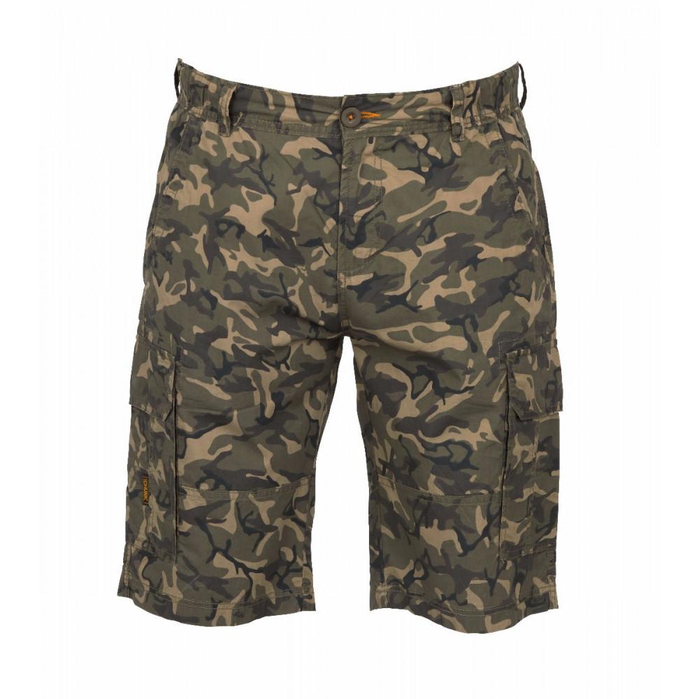 Chunk lightweight cargo shorts Camo Fox 2