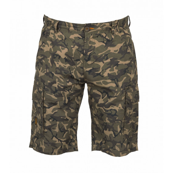 Chunk lightweight cargo shorts Camo Fox