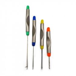 4 Supro Inox Box Dk Tackle Needles