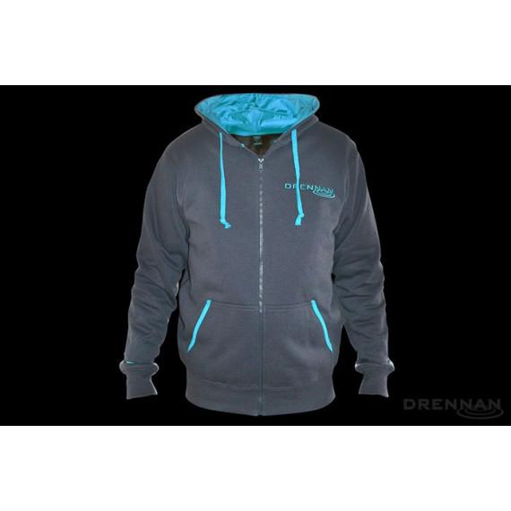 Dr Full Zip Hoody Medium Drennan Sweatshirt