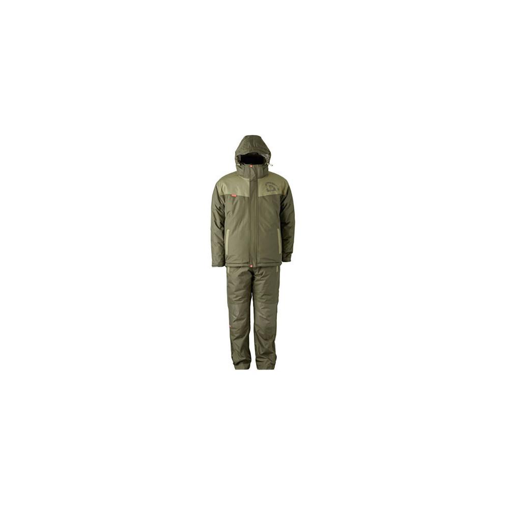 Trakker Core Multi-Suit Fleece Jacket Pant Set 1