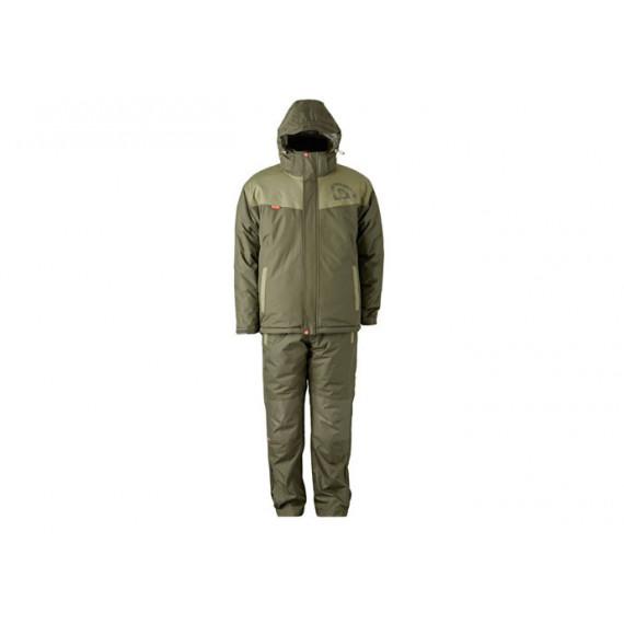 Ensemble veste pantalon polaire Core multi-suit Trakker 1