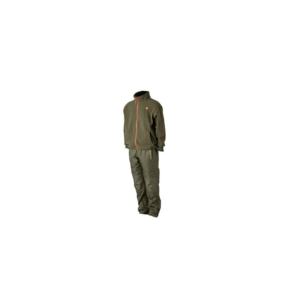 Trakker Core Multi-Suit Fleece Jacket Pant Set 3