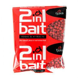 Bait Fjuka 2 In 1 Red 5mm