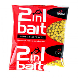 Bait Fjuka 2 In 1 Yellow 5mm