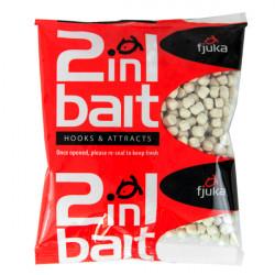 Bait Fjuka 2 In 1 White 5mm