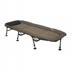 Commander Flat Bedchair 6+1 pieds réglables
