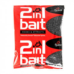 Fjuka Black Micros 3mm Bait