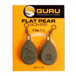 Plomb Flat Pear Bombs Guru