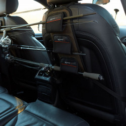 3-rod rack support for Savage car seat