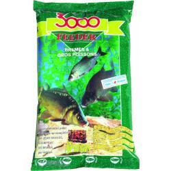 Amorce 3000 Feeder Breme Et Gros Poisson 1kg Sensas