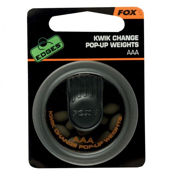 Edges Kwik Change Pop-up Leads Fox