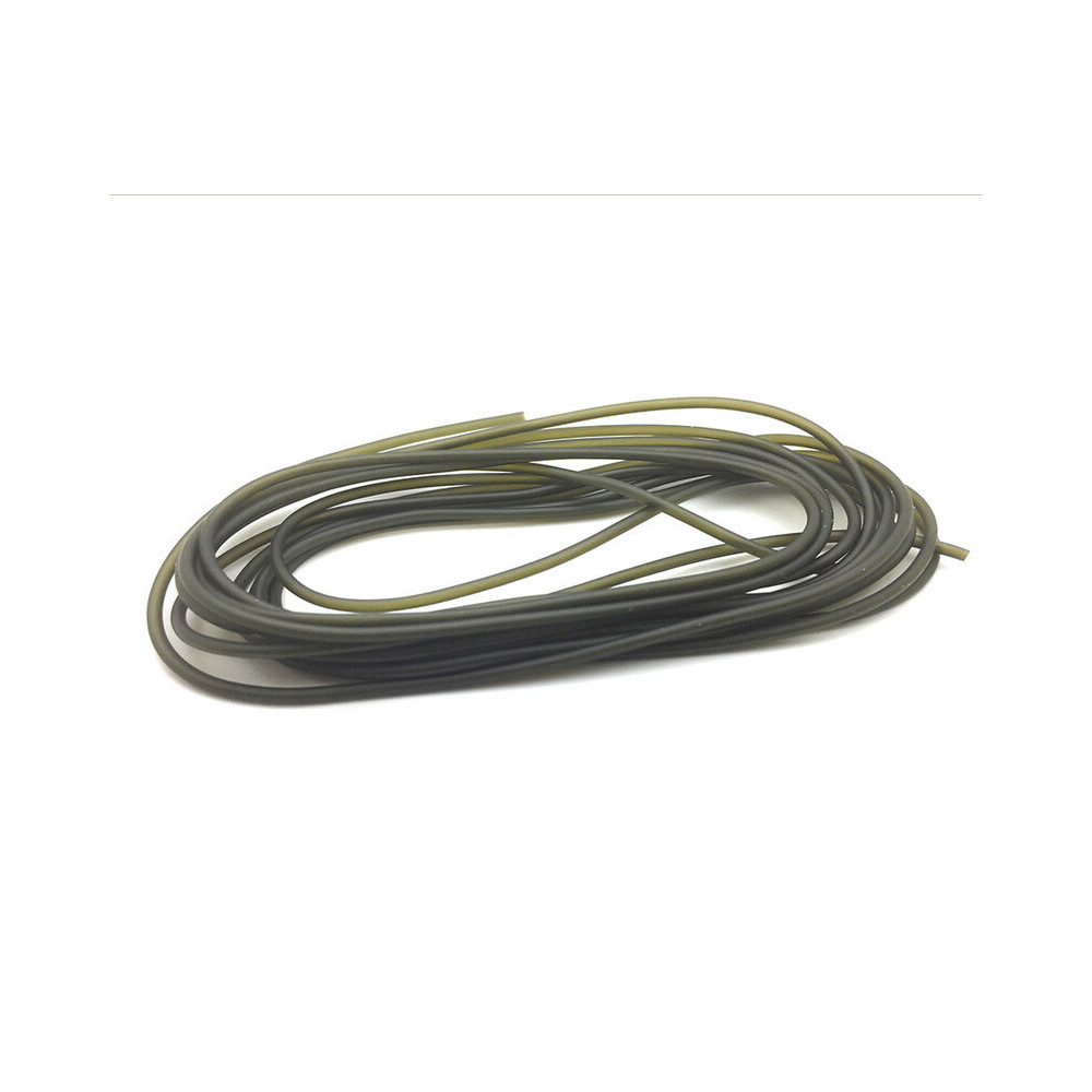 Rig Flexi Tube 3m and Ø 1mm Olive Green Dk Tackle 1