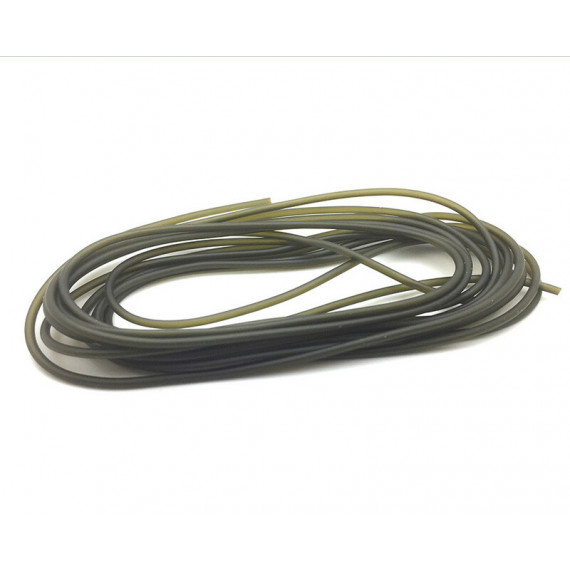 Rig Flexi Tube 3m and Ø 1mm Olive Green Dk Tackle