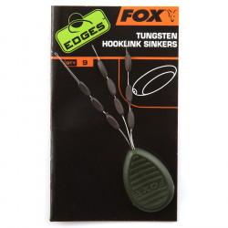 Edges Tungsten hooklink Sinkers Fox