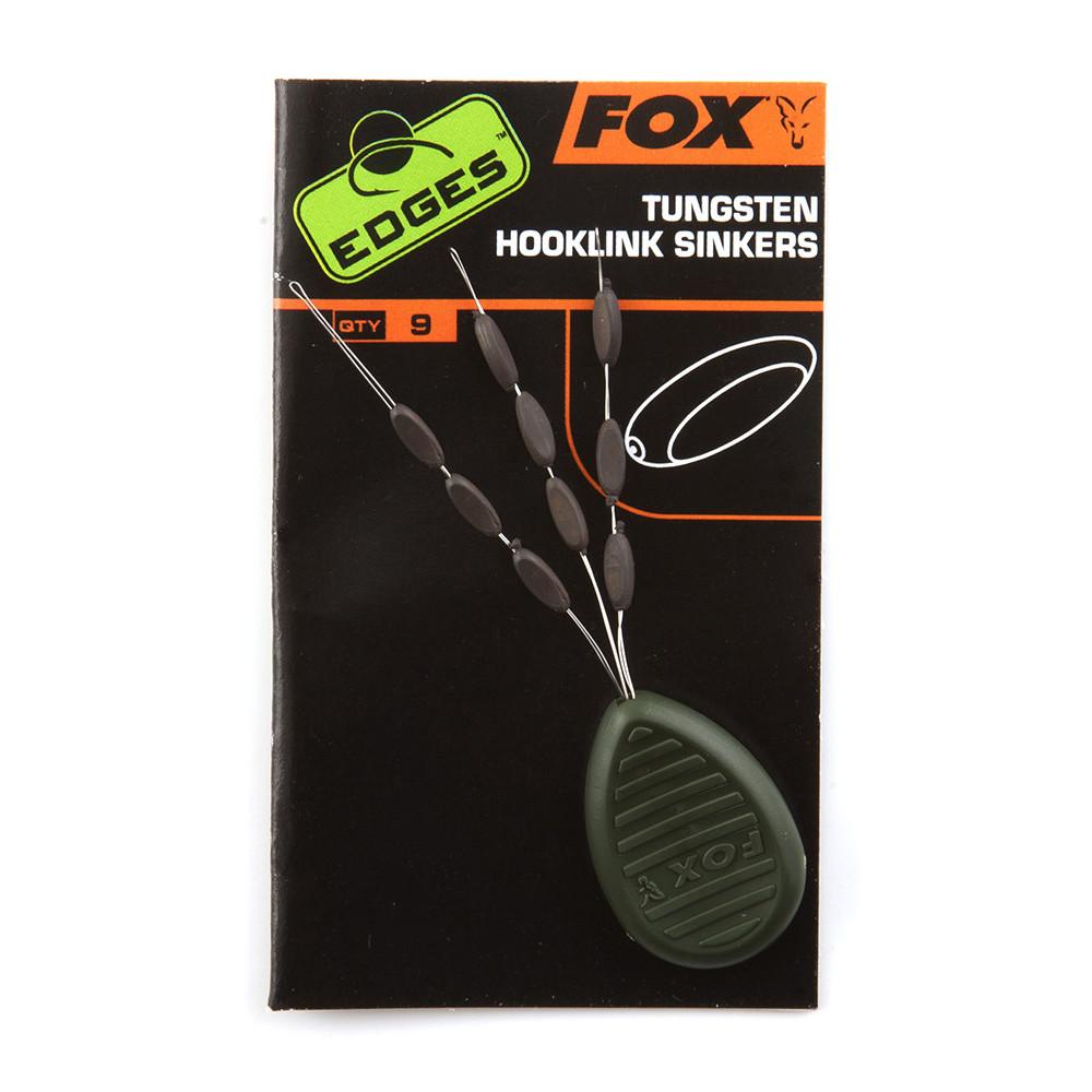 Edges Tungsten onderlijn Sinkers Fox 1