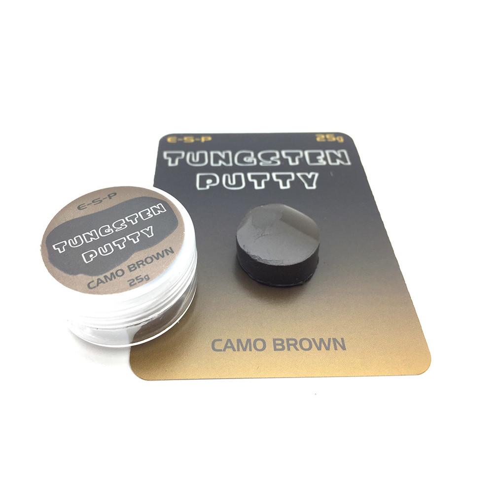 Esp Tungsten Putty Camo Brown 25gr Esp 1