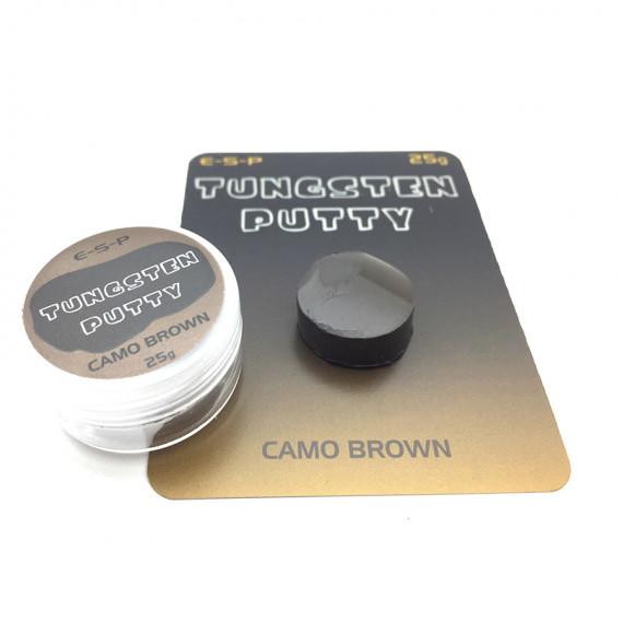 Esp Tungsten Putty Camo Brown 25gr Esp