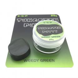 Esp Tungsten Putty Weed Green 25gr  Esp