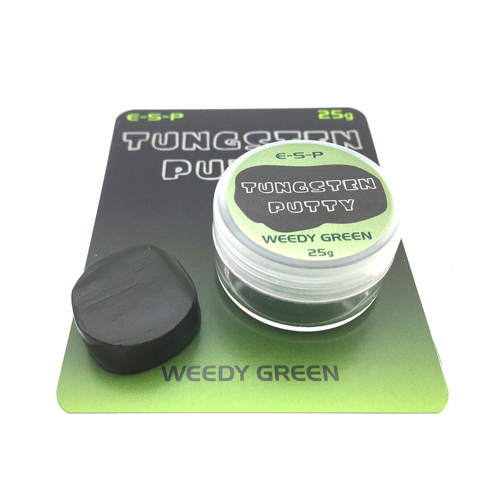 Esp Tungsten Putty Weed Green 25gr Esp 1