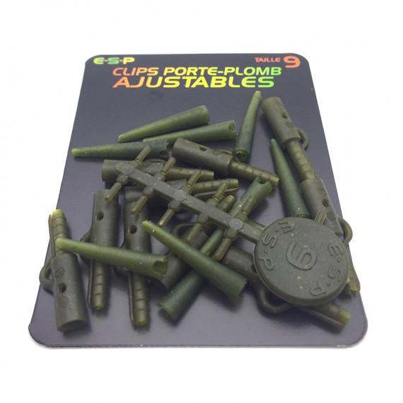 Esp bijvoeglijk naamwoord leadclip-weedygreen esp