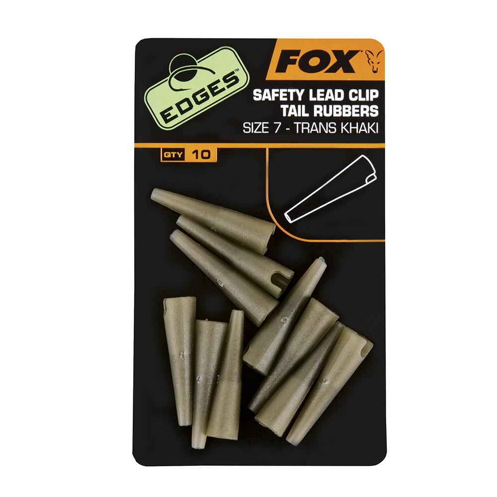 Edge Lead clips Tail rubb. cac478 Fox 2