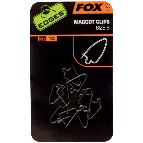 Edges Maggot clips Fox