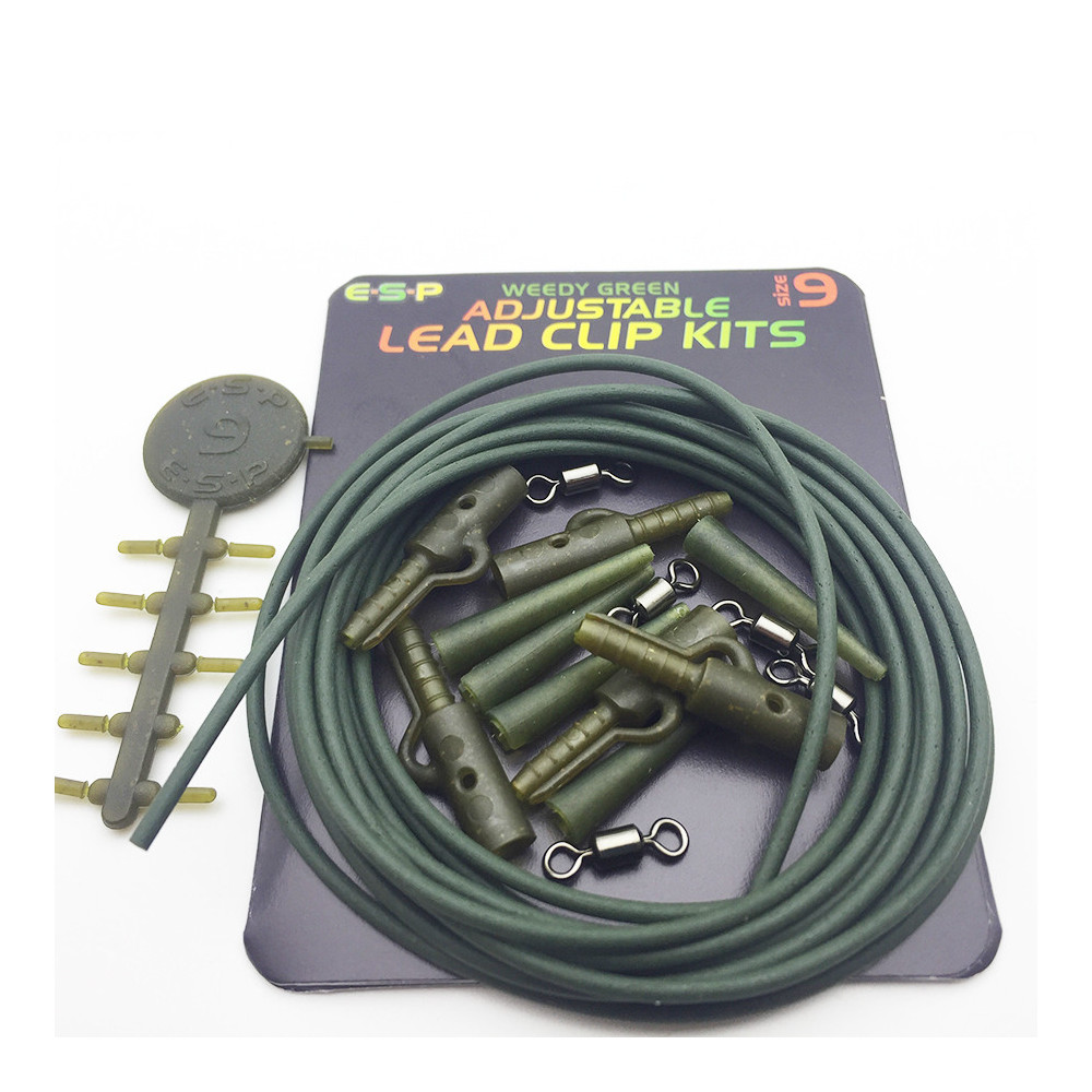 Esp adj Leadclip Kit Camo Esp 4