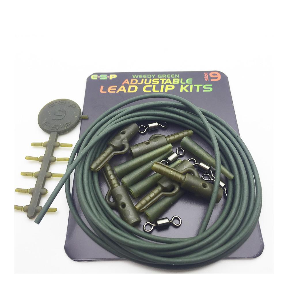 Esp bijvoeglijk naamwoord Leadclip Kit Camo Esp 4