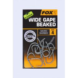 Carp hook Edges Armapoint Wide Gape Beaked Fox